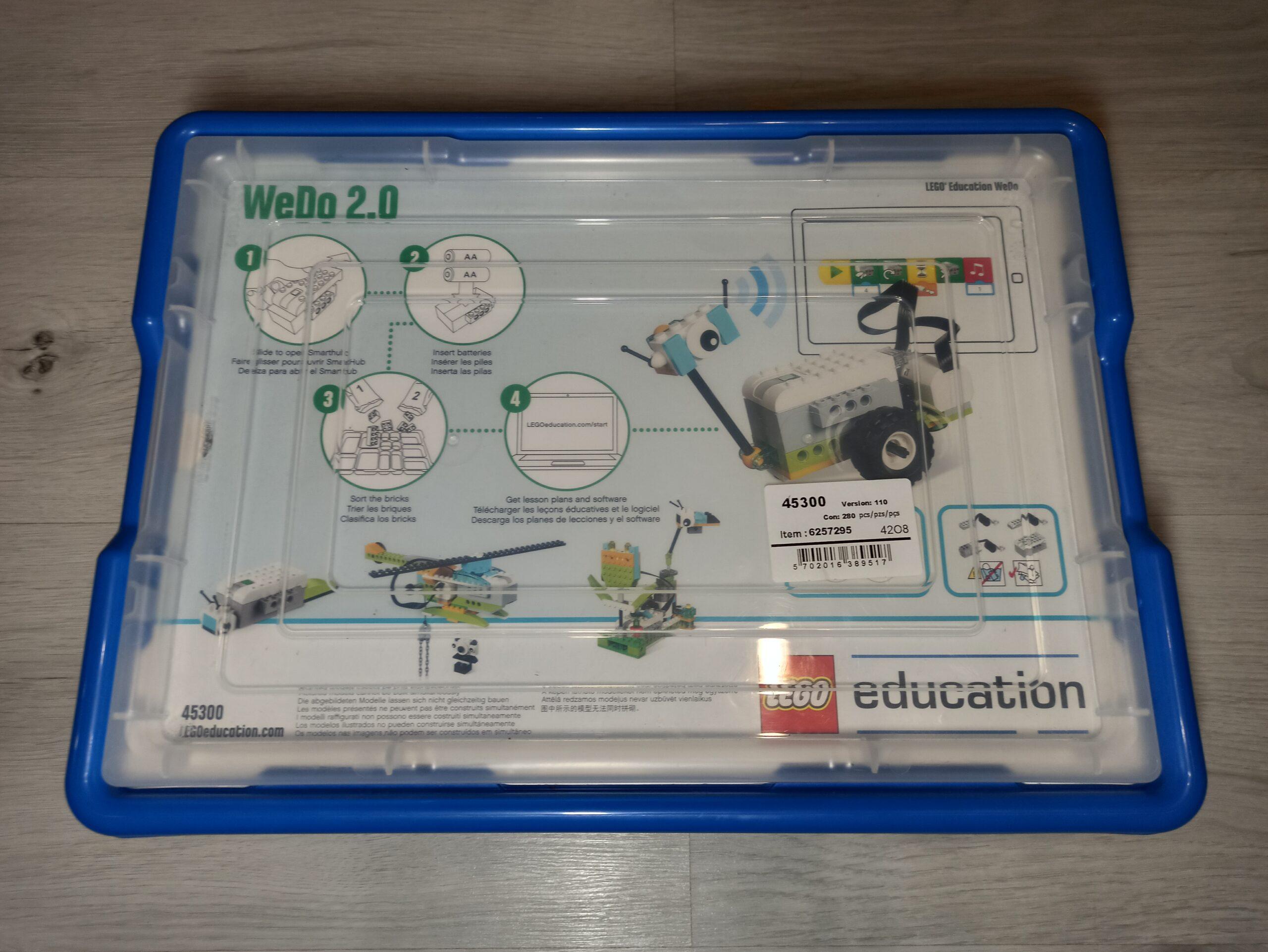 Базовый набор WeDo 2.0