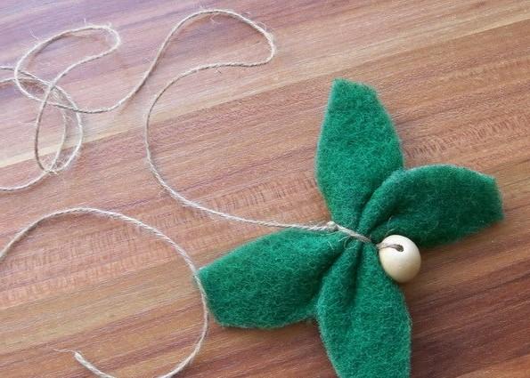 Изготовление бабочки