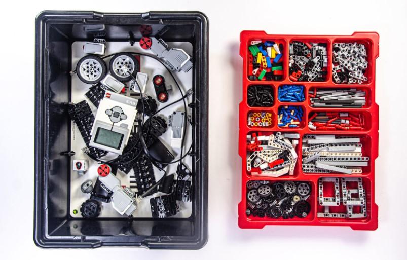 Базовый набор LEGO Mindstorms EV3 Education