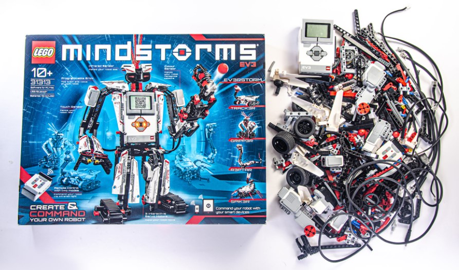 Базовый набор LEGO Mindstorms EV3 Home