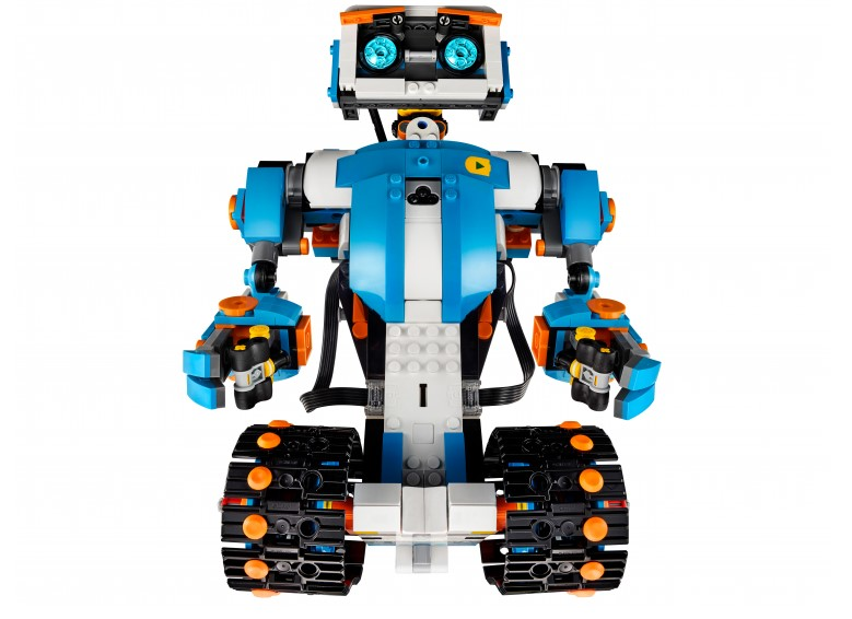Робот Верни (Vernie)