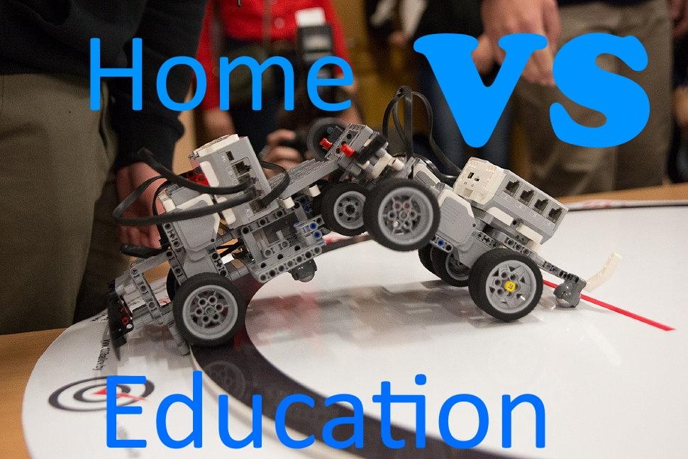 Home или Education