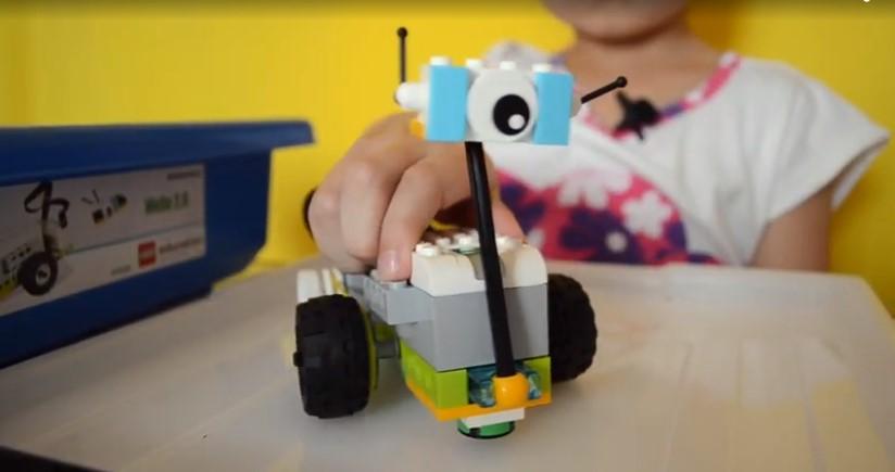 образовательная робототехника - LEGO