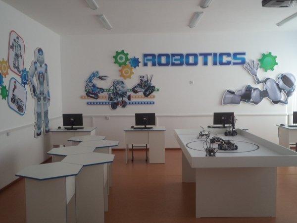 организация кабинета по робототехнике