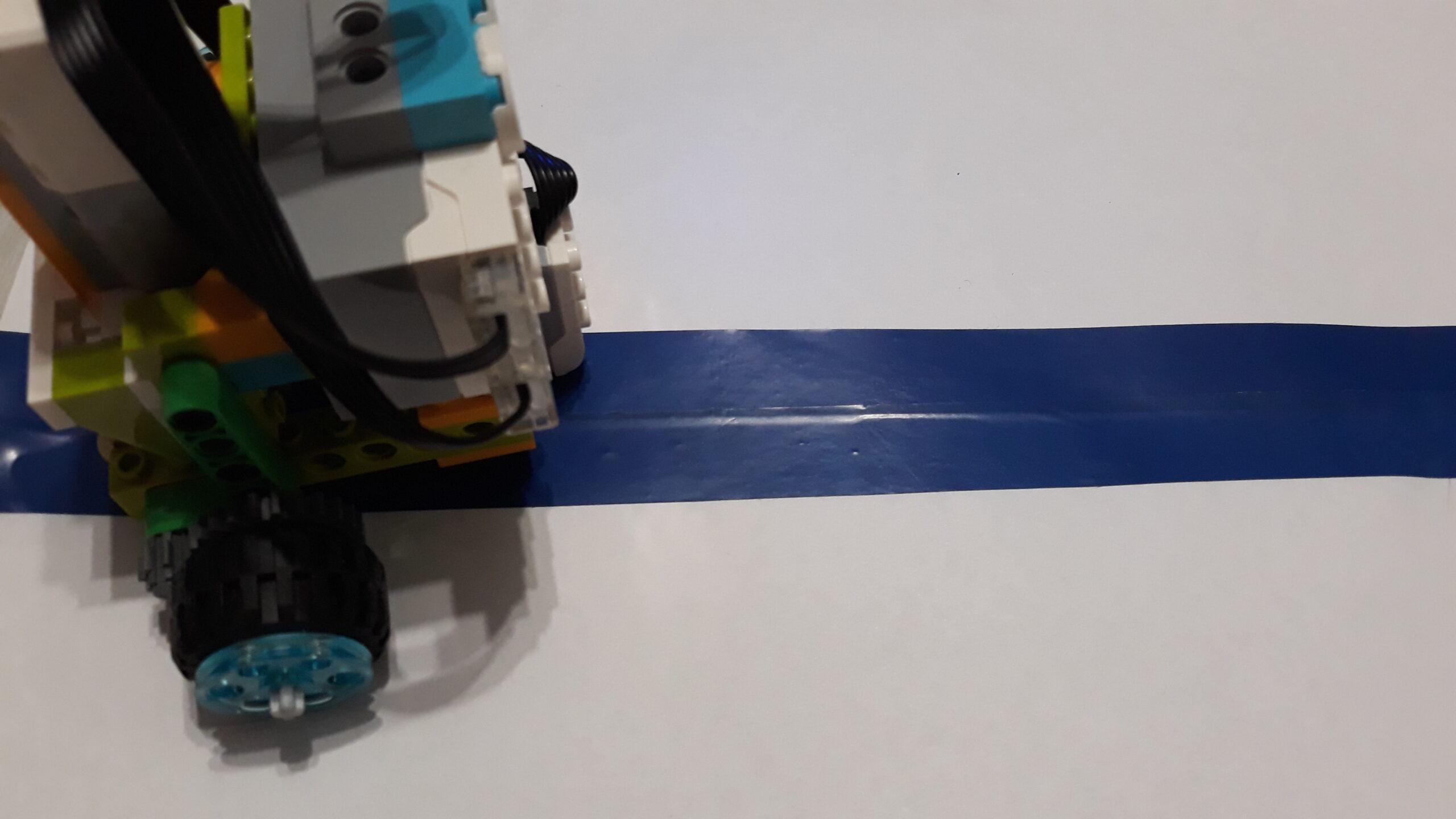 Инструкция по сборке робот Зиг-Заг