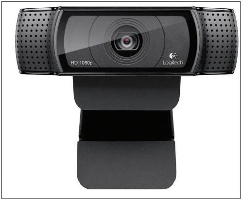 Веб-камера Logitech HD C920