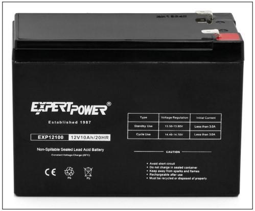 Загерметизированная свинцовокислотная батарея