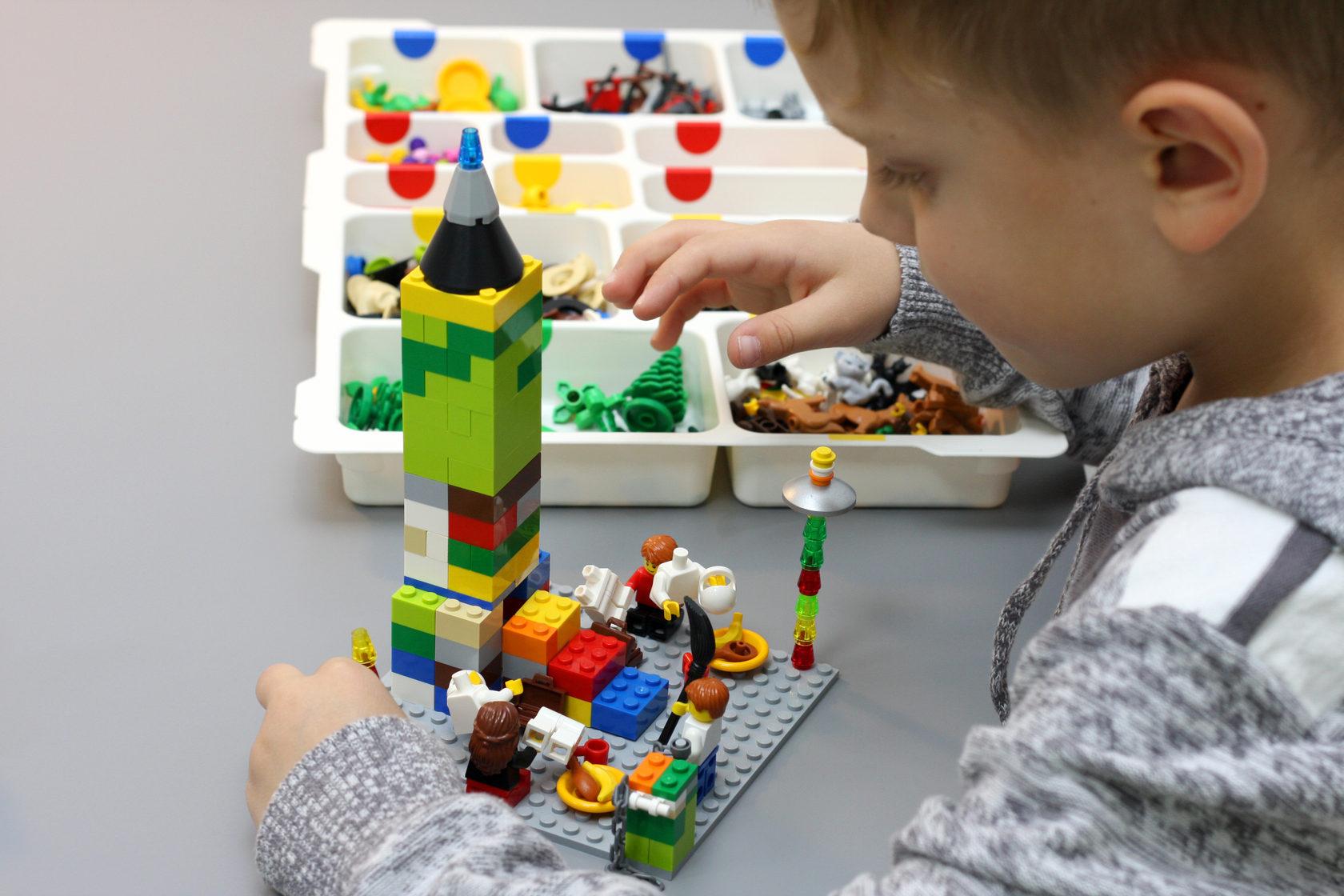 Как конструктор Lego влияет на мозг?