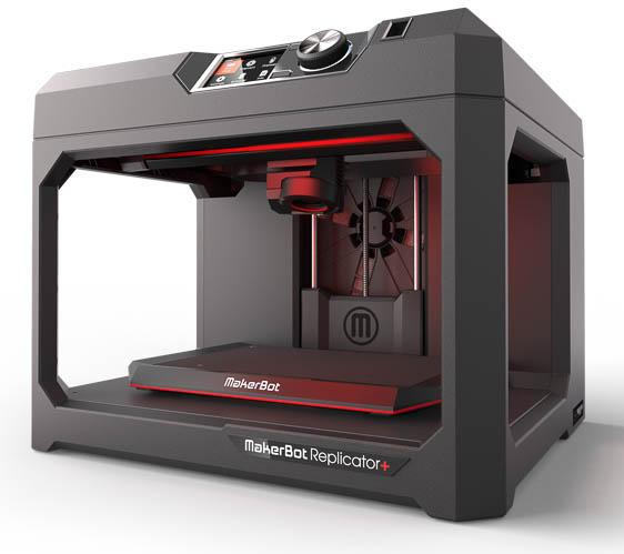 История 3D-печати