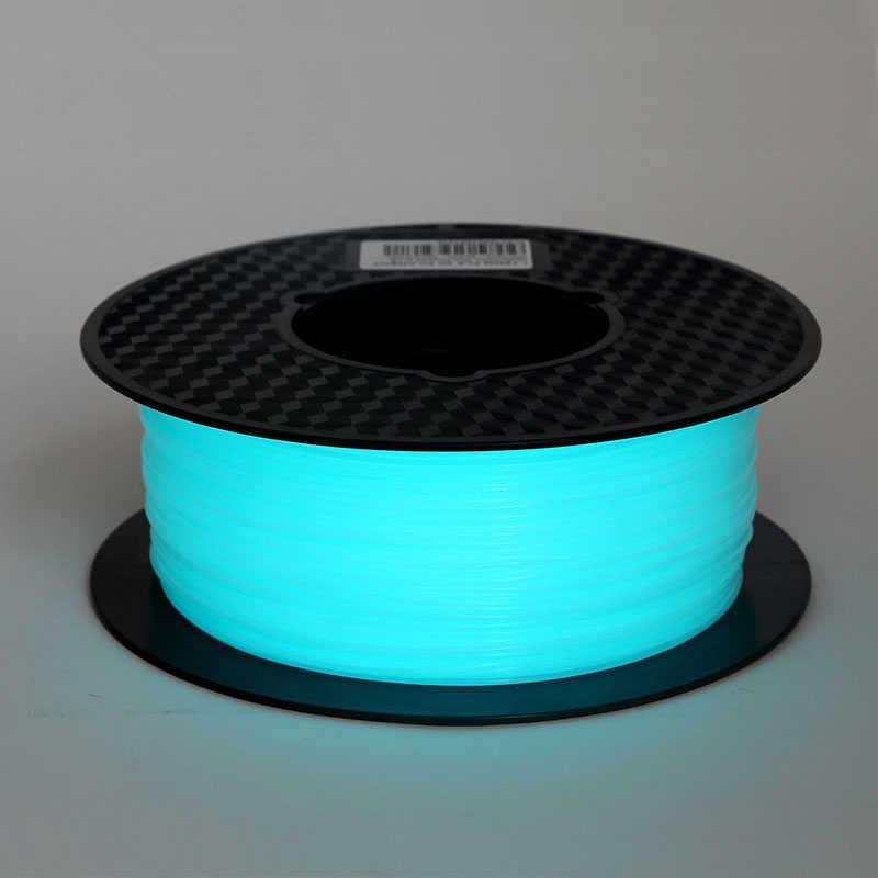 Светящаяся в темноте нить для 3D-печати