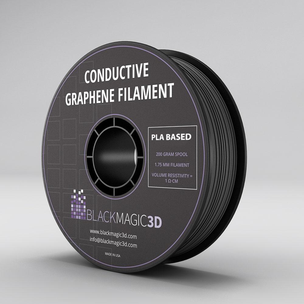 Токороводящая нить для 3D-печати