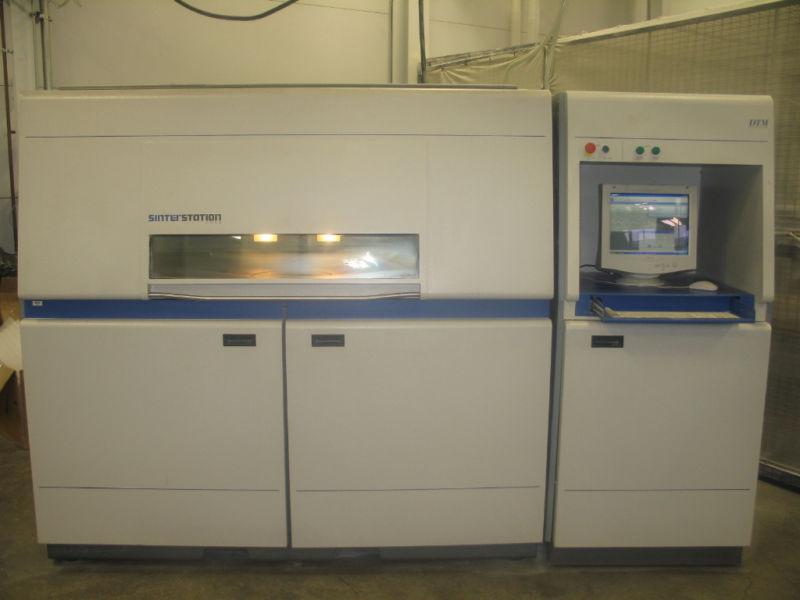 DTM Sinterstation 2000