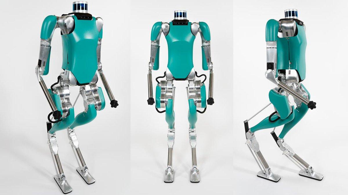 Двуногие роботы