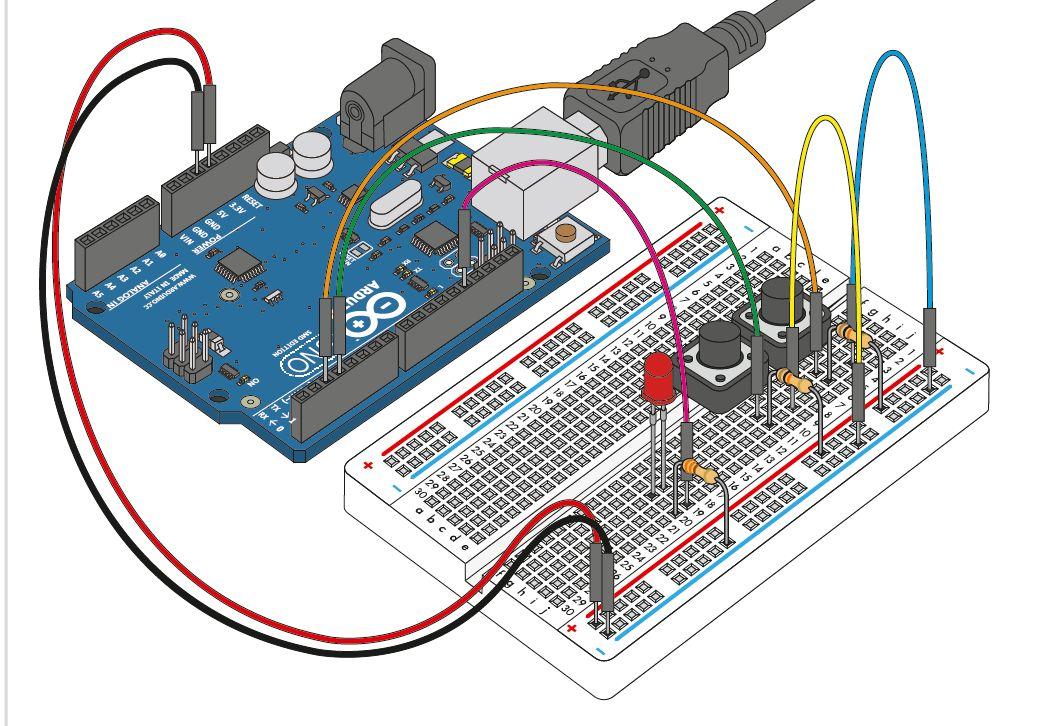Первые шаги с Arduino