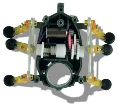 Робот с одной степенью свободы - механизм передачи привода