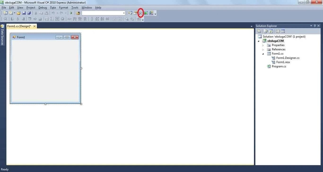 Forms Aplication Visual C#