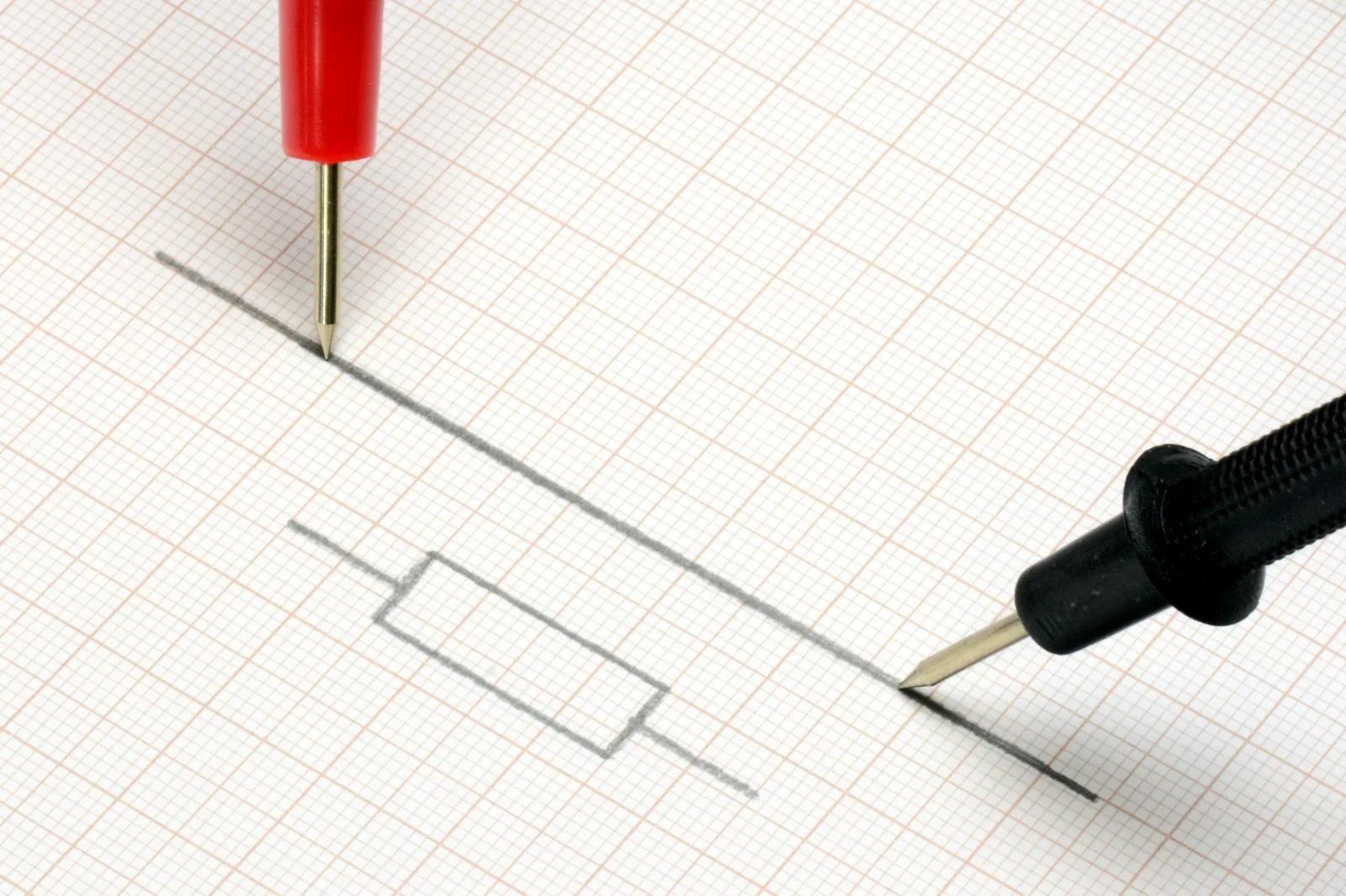 Графитово-бумажный потенциометр