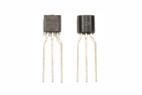 Примеры полевых МОП-транзисторов