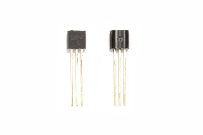 BC546 транзистор