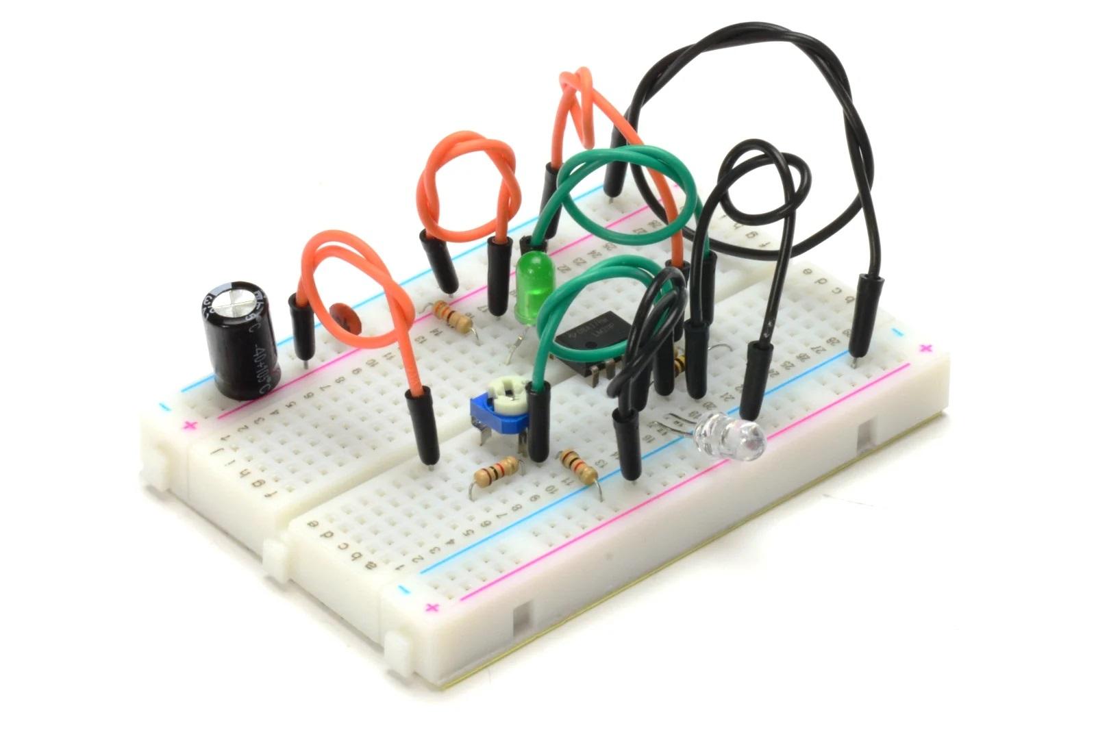 Датчик с фототранзистором