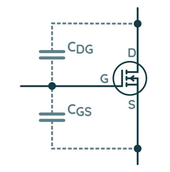 Емкость полевого МОП-транзистора