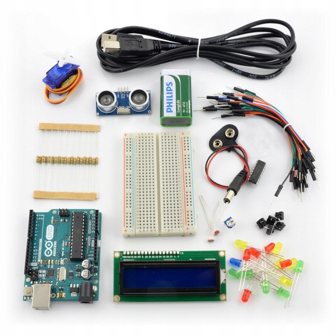 Набор элементов для Arduino