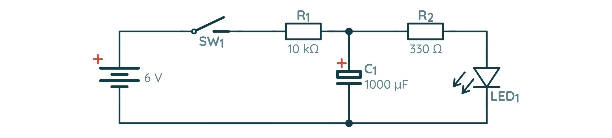 Схема ШИМ