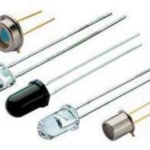 фоторезистор, фототранзистор и термистор