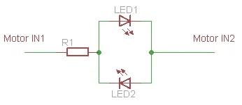 Схема соединения мотора