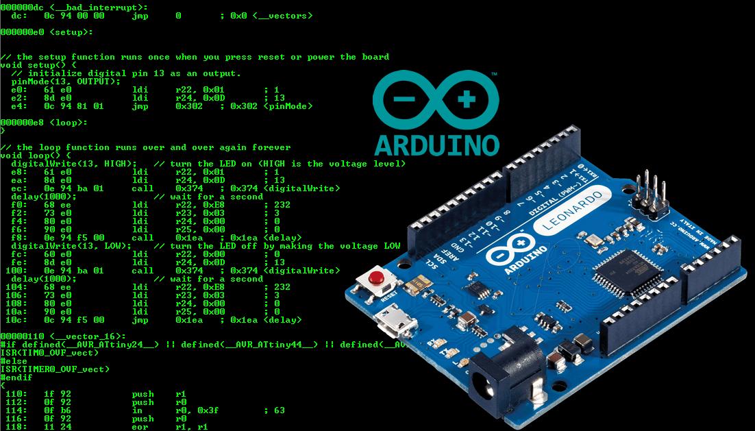 Язык программирования Arduino