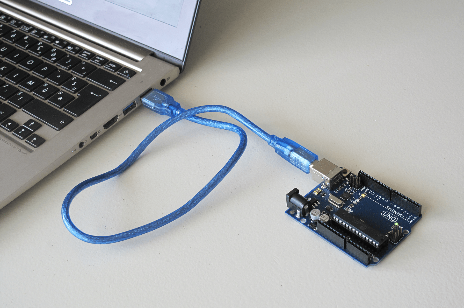Arduino и ПК