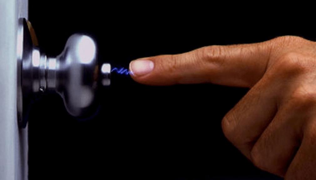 Электростатический заряд от человека